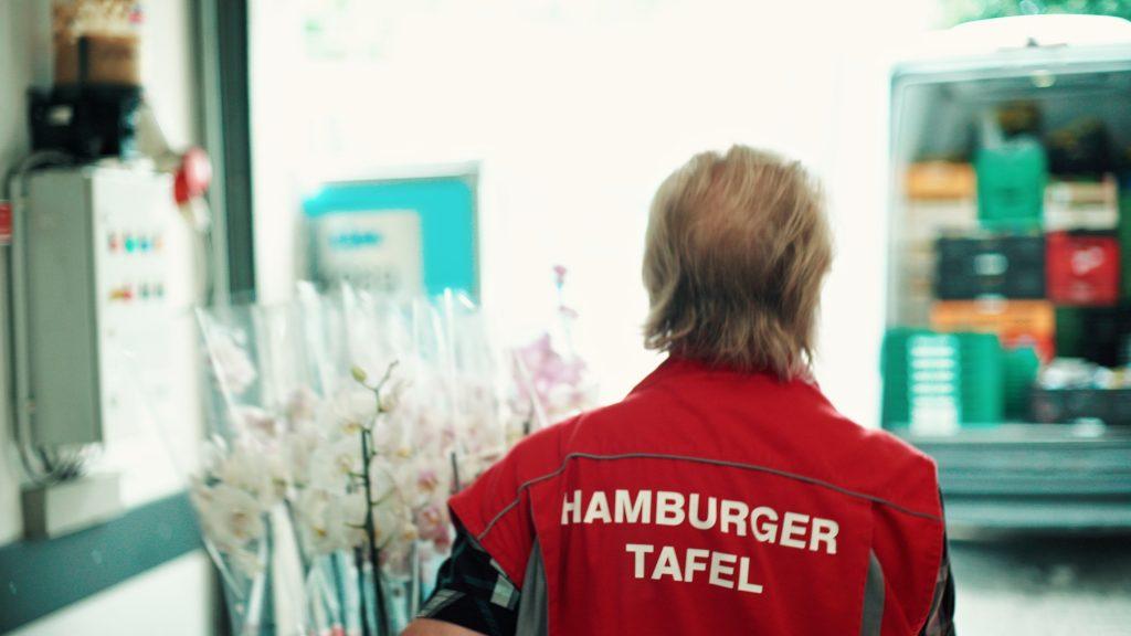 (Dokumentar-)Film AMI - Claus, Fahrer bei der Hamburger Tafel